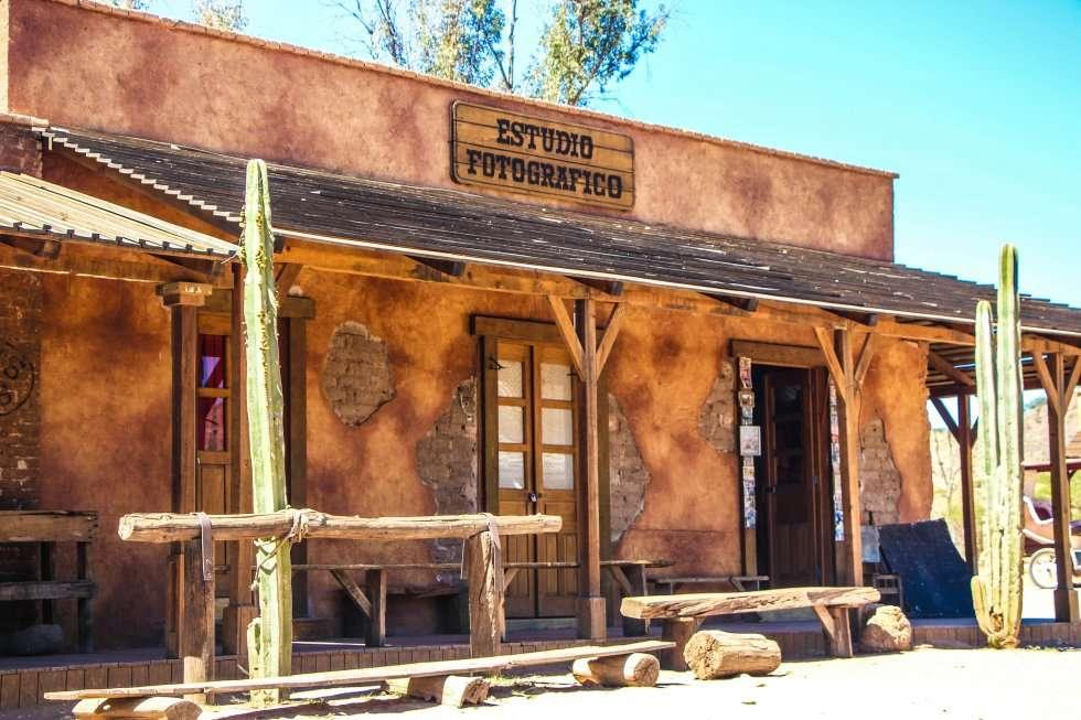 Paseo Del Viejo Oeste Archivos