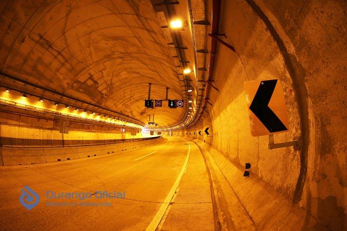 Autopista Durango Mazatlán Tunel