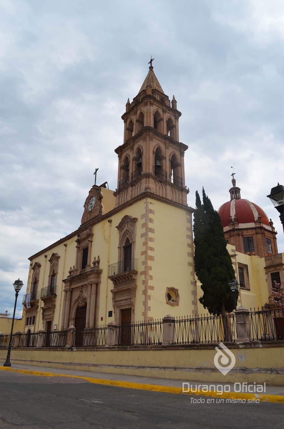 Templo de San Juan Bautista de Analco