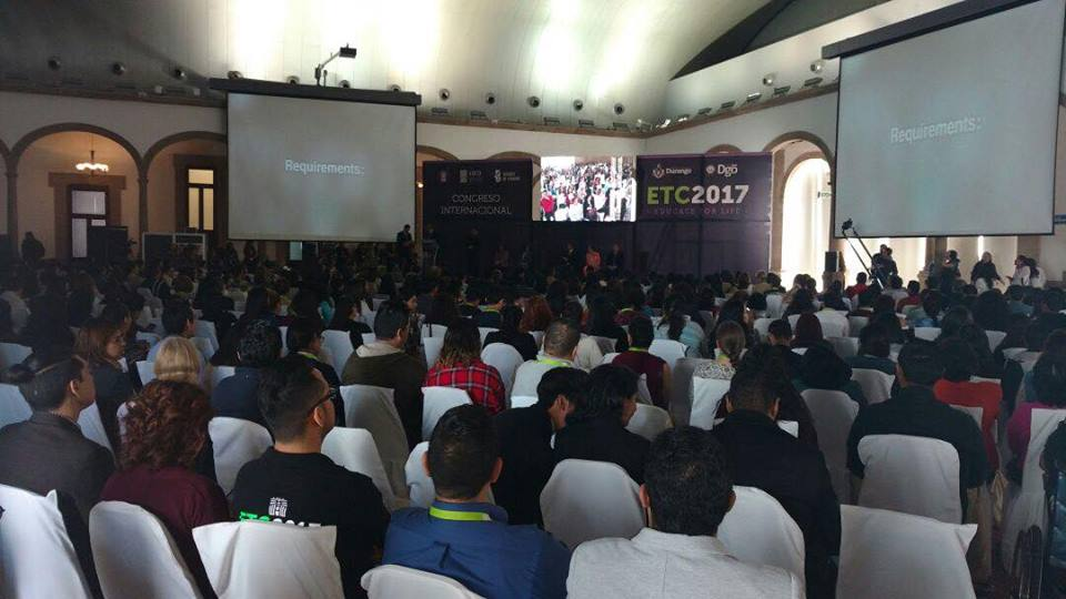 congreso internacional ETC1