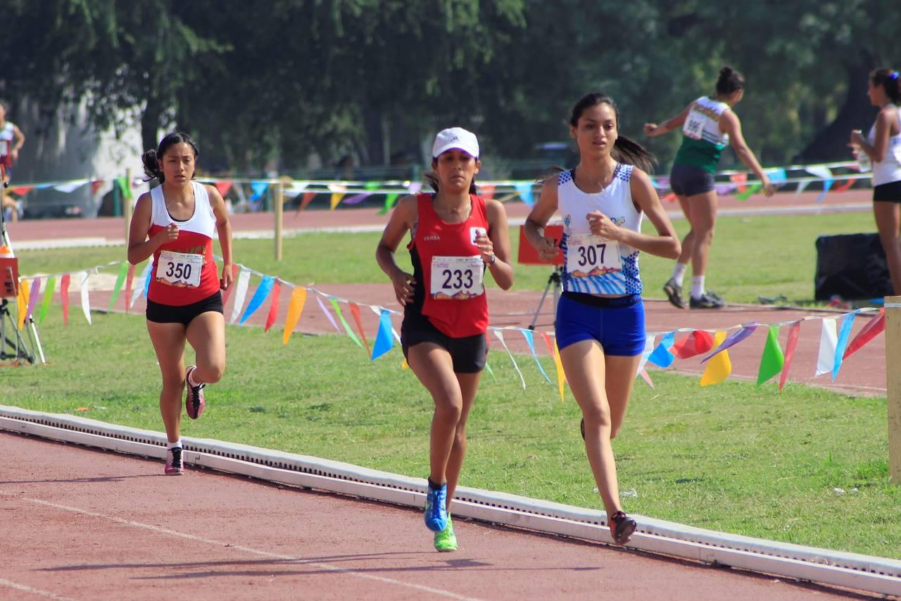 medallas atletismo durango