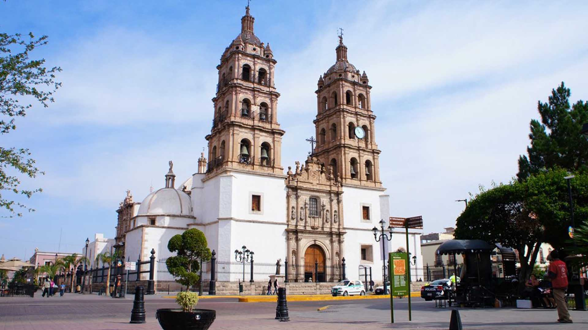 Catedral Basílica de Durango
